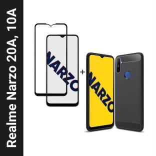 Flipkart SmartBuy Back Cover for Realme Narzo 10A, Realme Narzo 20A