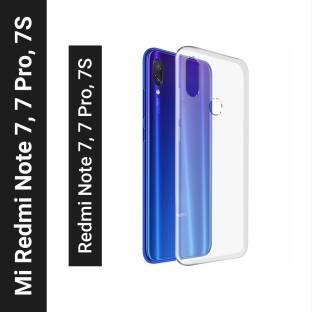 Flipkart SmartBuy Back Cover for Mi Redmi Note 7, Mi Redmi Note 7 Pro, Mi Redmi Note 7S