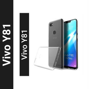Maxpro Back Cover for Vivo Y81