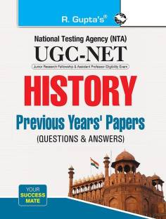 Nta-Ugc-Net - History Previous Years' Papers (Solved) 2022 Edition