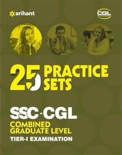 25 Practice Sets SSC-CGL Tier-1 Online Exam 2017