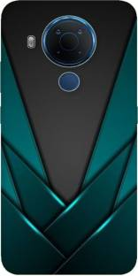 THE WIDE STORE Back Cover for Nokia 5.4