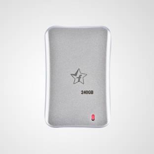 Flipkart SmartBuy 240 GB External Solid State Drive