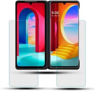 FN IN HUB Edge To Edge Tempered Glass for LG Velvet Dual Screen