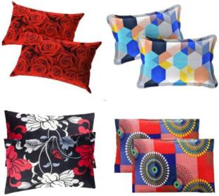 kihome Floral Pillows Cover