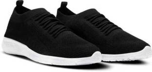 M7 By Metronaut Nano_Cell_22509-Black Running Shoes For Men
