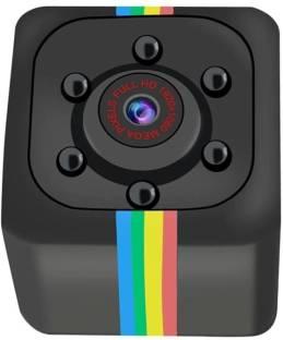 SIOVS Mini Camera SQ11 Mini 180 degree viewing angle security cctv camera night vision spy camera home...