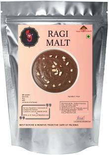 99Auth 100g Energy Enhance Original Pure Ragi Malt/Ragi powder malt for babies No Preservative