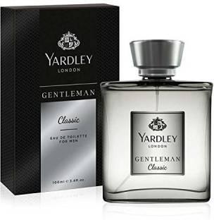 Yardley London Gentleman Classic Eau de Toilette  -  100 ml