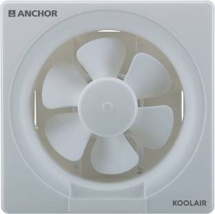 Anchor By Panasonic Kool Air 200 mm Silent Operation 6 Blade Exhaust Fan