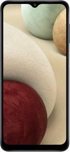 SAMSUNG Galaxy A12 (Black, 128 GB)