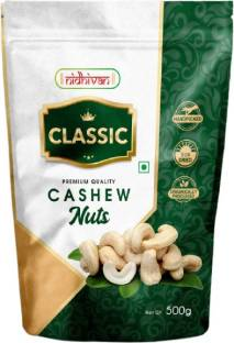 Nidhivan Classic W320 Cashew Wholes Cashews