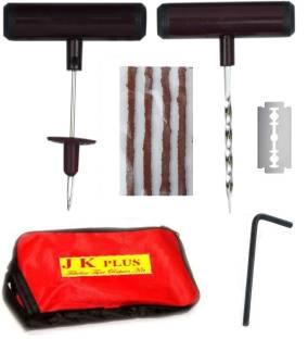 J K plus Strips 5 Tubeless Tyre Puncture Repair Kit