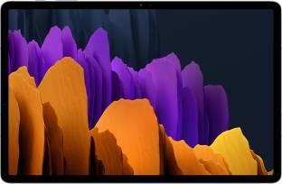 SAMSUNG Galaxy Tab S7 (LTE) 6 GB RAM 128 GB ROM 11 inch with Wi-Fi+4G Tablet (Mystic Silver)