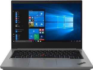 Lenovo Thinkpad E14 Core i5 10th Gen - (8 GB/512 GB SSD/Windows 10 Home) E14 Thin and Light Laptop