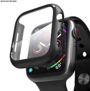 KARWAN Screen Guard for 44mm Case Of Apple Watch Series 1 With Bumper Cover