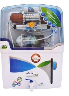 Aqua NYC Model RO_UV_UF_TDS_Copper Filter 12 L RO + UV + UF + Copper Water Purifier