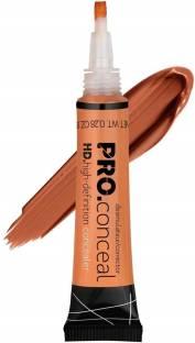 KAIASHA Pro Conceal High-Definition Concealer (Orange Corrector, 8 g) Concealer