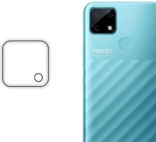 NBMRCO Back Camera Lens Glass Protector for Realme Narzo 30A