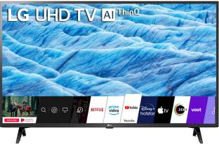 LG 139 cm (55 inch) Ultra HD (4K) LED Smart TV