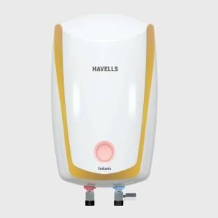 HAVELLS 6 L Storage Water Geyser (INSTANIO PRIME, WHITE MUSTERED)