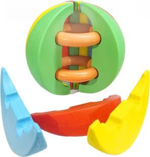 TechHark Folding Activity Fun Ball for Kids
