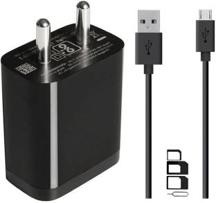 Siwi Wall Charger Accessory Combo for Sony Xperia M Dual | Sony Xperia Z1 (Honami) | Sony Xperia Z3 Co...