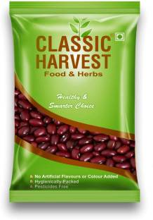 Classic Harvest Red Rajma Kashmiri (Whole)