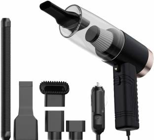keekos Car Vacuum Cleaner Advanced Design Portable Wet Dry Handheld High Power Strong Suction Car Vacu...