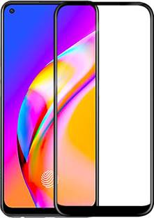 Knotyy Edge To Edge Tempered Glass for Oppo F19 Pro Plus 5G