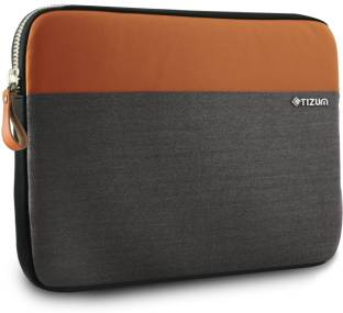"Tizum 11.6-Inch ""Trail Folio"" with External Document Slip Pocket Laptop Sleeve/Cover"