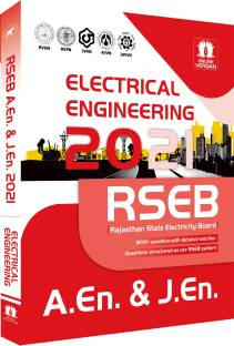 RSEB AEn and JEn Electrical Engineering Objective Practice Book