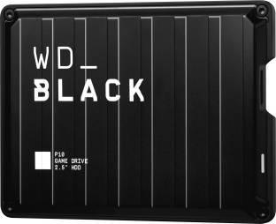 WD Black P10 Game 2 TB External Hard Disk Drive