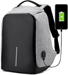 Buddymate 15.6 inch Expandable Laptop Backpack