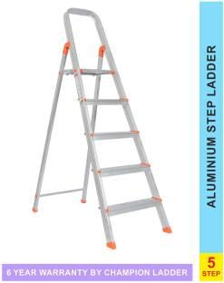 champion ladders 5 Step Aluminium Ladder