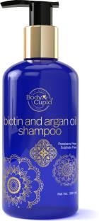 Body Cupid Biotin and Argan oil shampoo - 300 mL