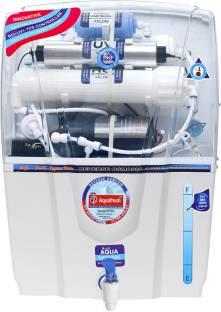 Aqua Fresh EPICAQUA++UV+UF+TDSADJUSTER 15 L RO Water Purifier