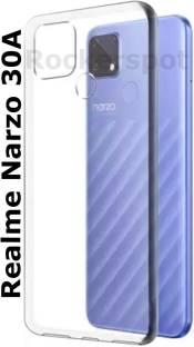 Rockerspot Back Cover for Realme C12, Realme Narzo 20, Realme Narzo 30A, Realme C25, Realme C25s