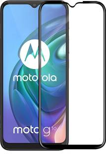 Knotyy Edge To Edge Tempered Glass for Motorola Moto G10 Power, Moto G10 Power, Motorola G10 Power