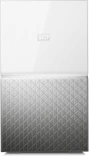 WD My Cloud Home 4 TB External Hard Disk Drive with  4 TB  Cloud Storage