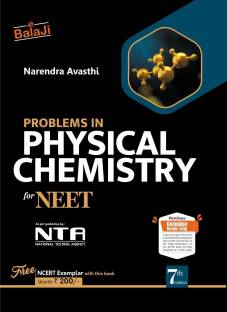 Problems in Physical Chemistry for Neet