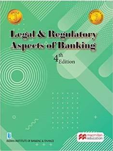 JAIIB - Legal & Regulatory Aspects of Banking