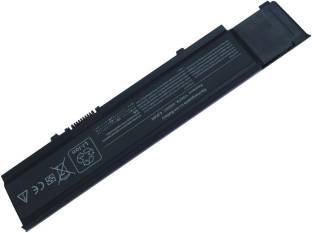SellZone compatible battery for Vostro 3400 3500 3700 7FJ92 4JK6R Y5XF9 04D3C 312-0997 6 Cell Laptop B...