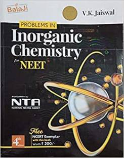 Problems in Inorganic Chemistry for NEET