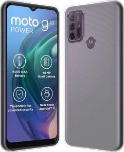 Flipkart SmartBuy Back Cover for Motorola G10 Power, Motorola Moto G30