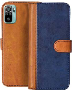 Knotyy Flip Cover for Mi Redmi Note 10