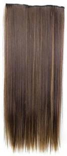 PEMA 2 minute Golden highlight Straight Hair Extension