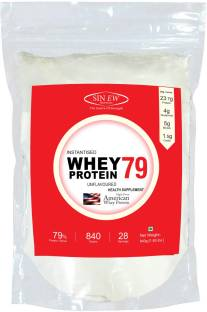 SINEW NUTRITION Raw Whey Protein Concentrate 79%, 840 g Whey Protein