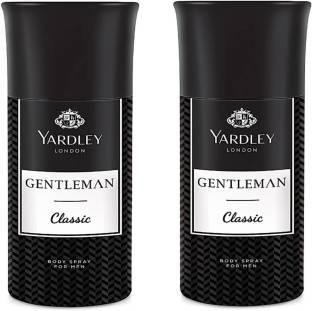 Yardley London GENTLEMAN CLASSIC Deodorant Spray  -  For Men