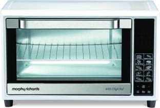 Morphy Richards 48-Litre 48SS DIGICHEF Oven Toaster Grill (OTG)